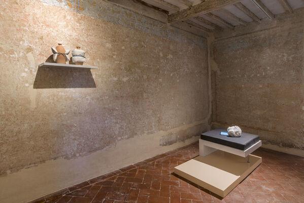 ORNAGHI & PRESTINARI 'Keeping Things Whole', installation view