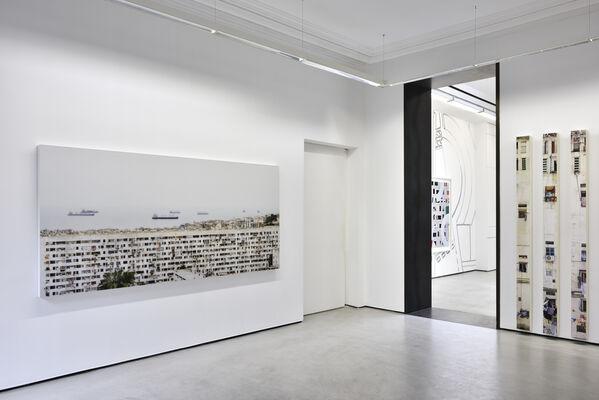 Monumental, installation view