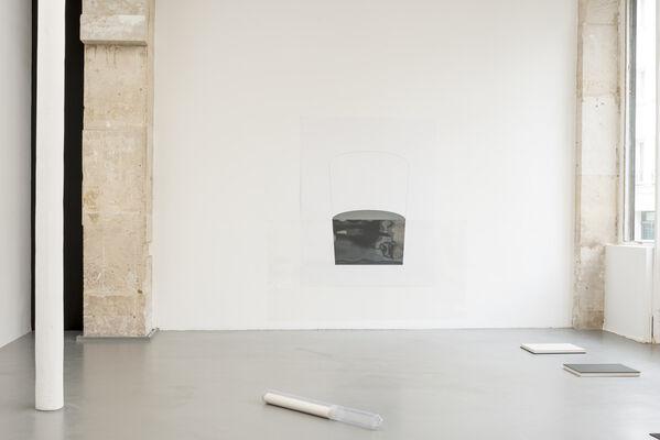 Elodie Seguin, 'Grève', installation view