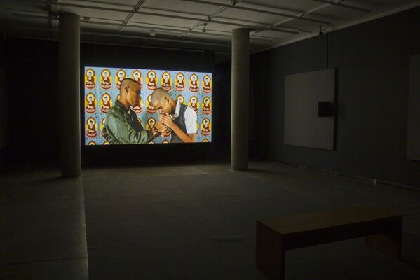 Phil Collins: the meaning of style, installation view