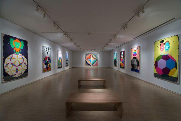 Lai Chiu-Chen: The Twelve Apostles, installation view
