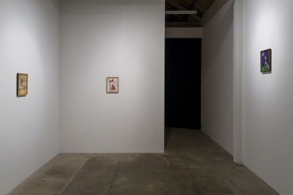 Chapel of the moon, installation view