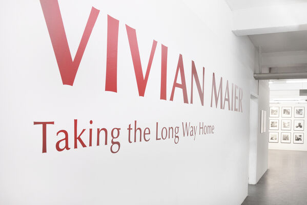 VIVIAN MAIER - Taking the Long Way Home, installation view