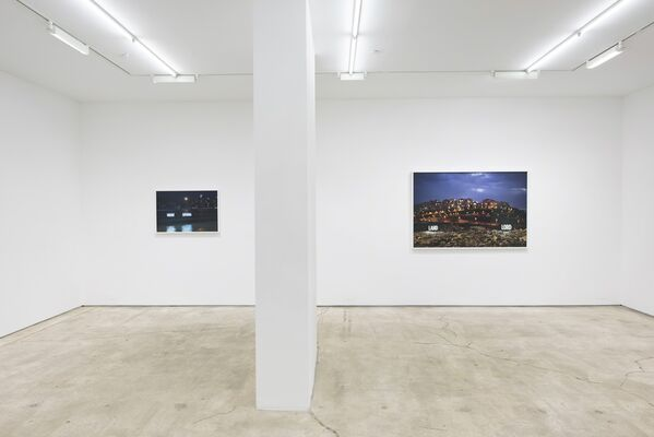Shimon Attie: Facts on the Ground, installation view