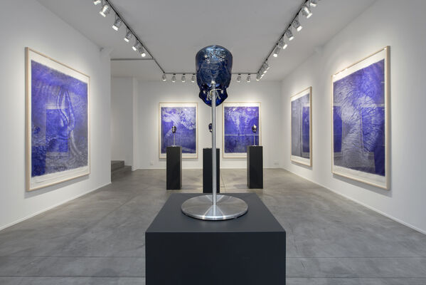 Jan Fabre. L'Heure Sauvage, installation view