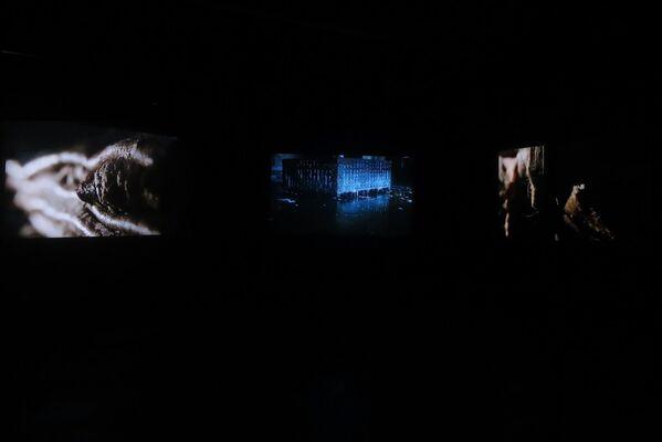 Verónica Wiese - Anamnesis, installation view