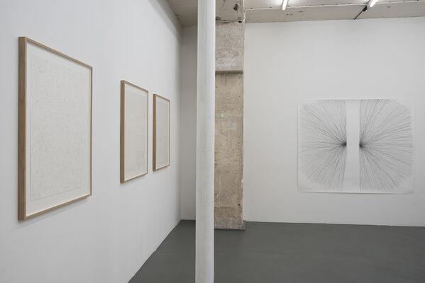 William Anastasi, 'Jarry: Du/Joy', installation view