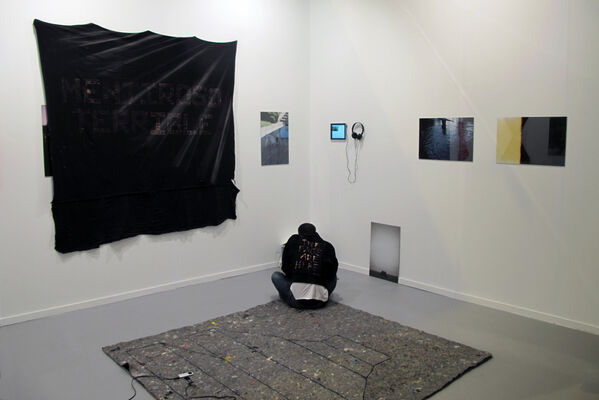 Mite at ARCO Madrid 2014, installation view