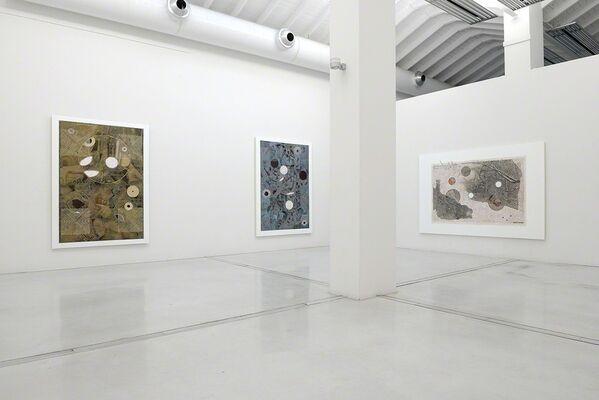 """Luigi Carboni - """"La forma, un attimo prima"""", installation view"""