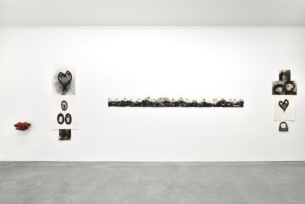 Annette Messager: À mon seul désir, installation view