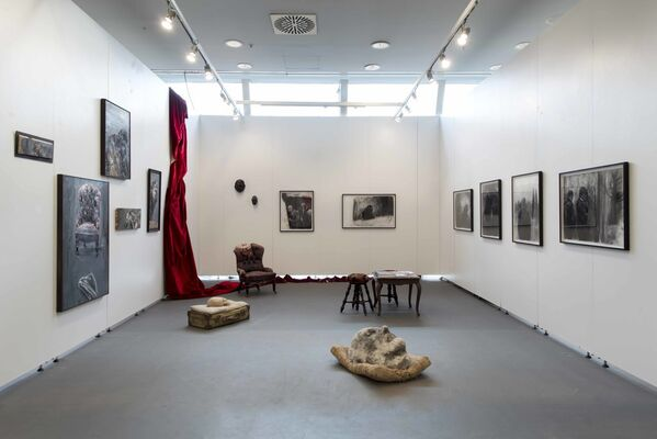 SMAC at Contemporary Istanbul 2018, installation view