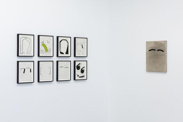 John Millei | This & That, installation view