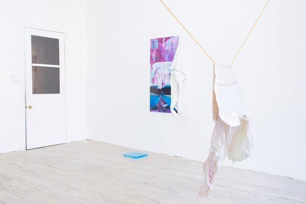 Partner Work, installation view