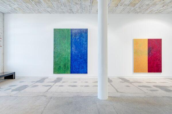Carsten Goering : Infra, installation view