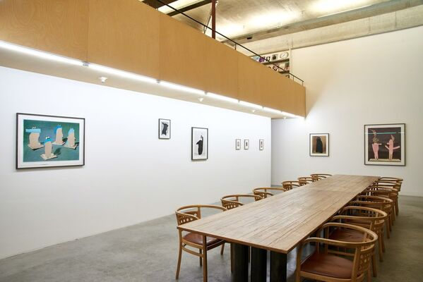 Ruth van Beek - 'The Situation Room', installation view