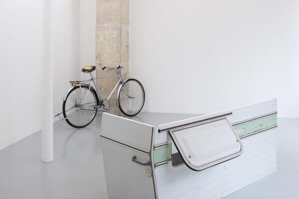 Hans Schabus, 'Passager Clandestin', installation view