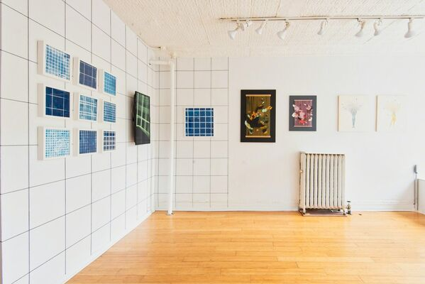 Group Exhibition | A Fluid Tapestry, installation view