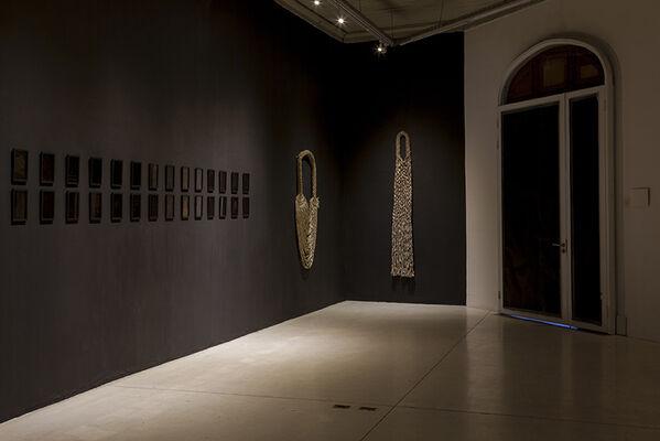 ESPÍAS EN EL FONDO DEL MAR - Catalina Bauer, installation view