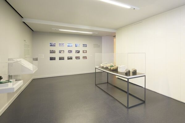 MAD Process Lab: Anna Riley, installation view