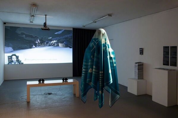 Proto5533: STEREO-REALITY, installation view