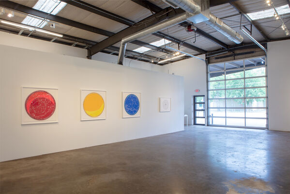 Full Circle, installation view