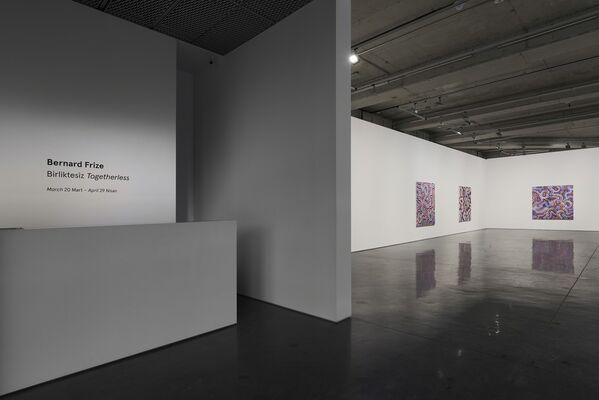 Togetherless, installation view
