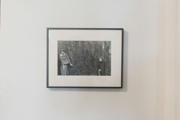 Deborah Turbeville, installation view
