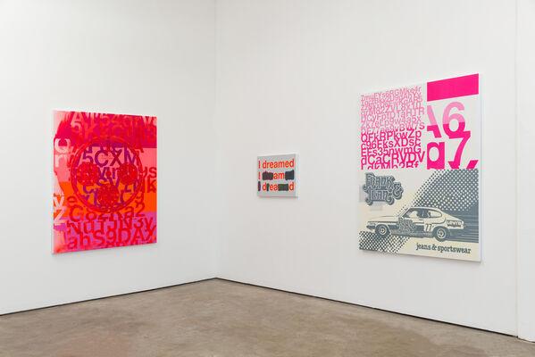 Johannes Wohnseifer: Fractured Memories, installation view
