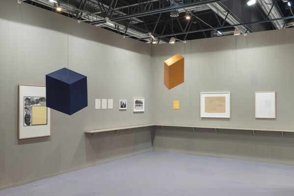 Galerie Jocelyn Wolff at ARCOmadrid 2016, installation view