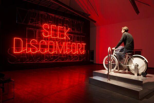 STEFAN SAGMEISTER: The Happy Show, installation view