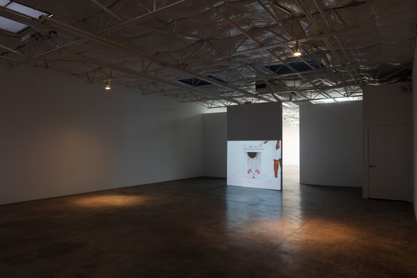The History House, installation view