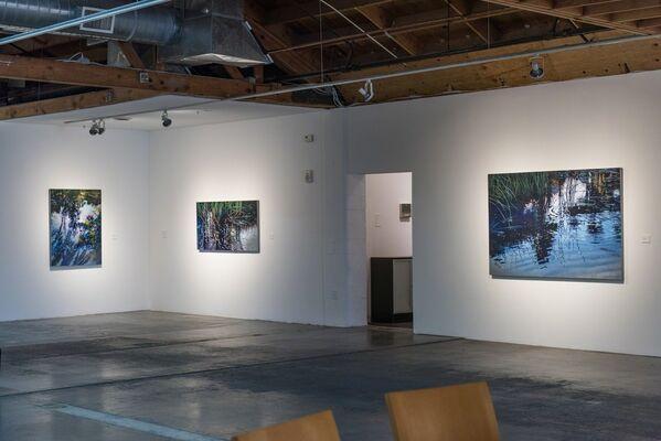 David Kessler: Shifting Waterscapes, installation view