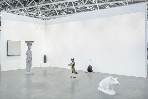 Sabrina Amrani at Artissima 2016, installation view