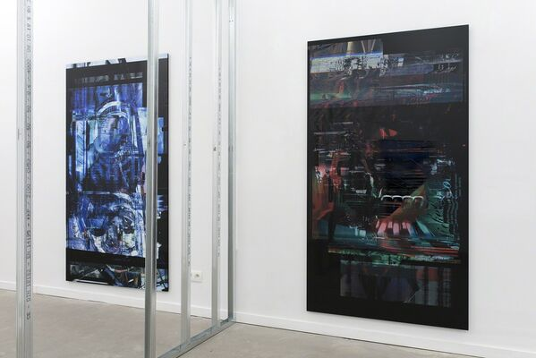 Synthetic Skin, installation view