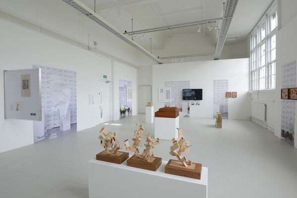 British Art Show 8, installation view
