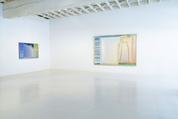 Michael Dailey: Selected Works, installation view