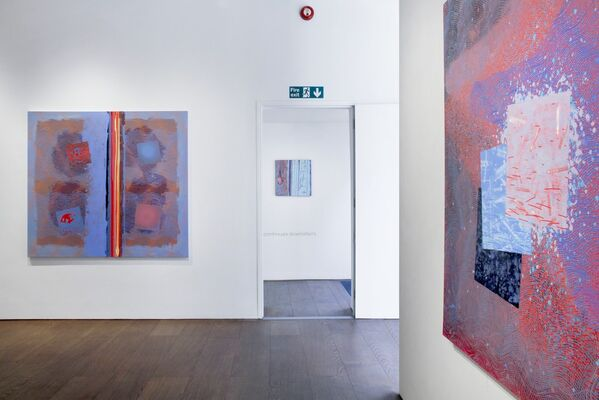 John Loker - Space is a Dangerous Country, installation view