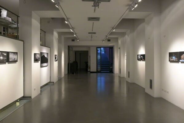 Deep Down into the Dark Rooms of our Soul, installation view