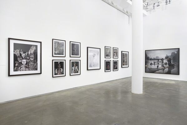 Jimmy Nelson, installation view