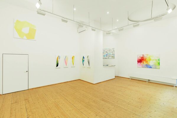 Transparent | István HALMI-HORVÁTH, installation view
