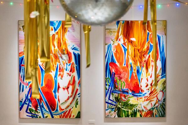 F E S, installation view