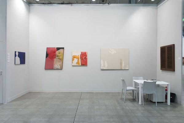 Erica Ravenna Fiorentini Arte Contemporanea at miart 2017, installation view
