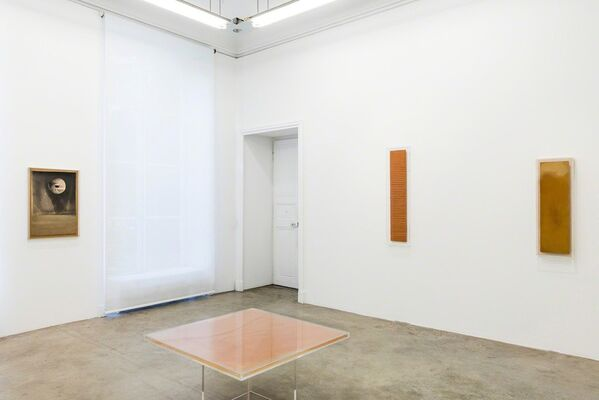 """Heinz Mack- Spectrum"", installation view"