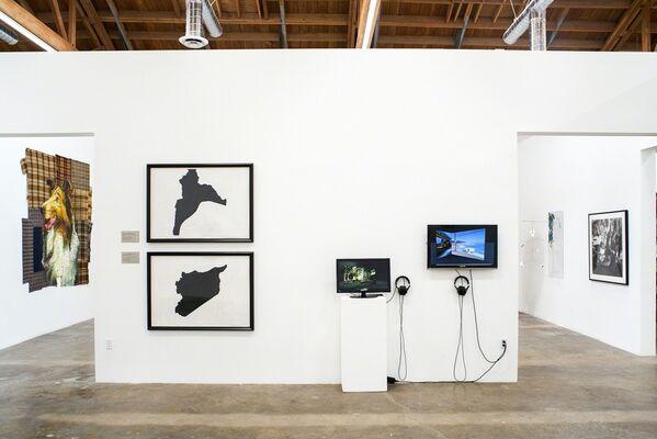 Closing Celebratory Show, installation view