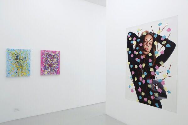 Michael De Feo, installation view