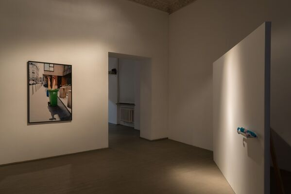 Erwin Wurm – Interpretation, installation view