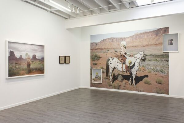 Anja Niemi: IN CHARACTER, installation view