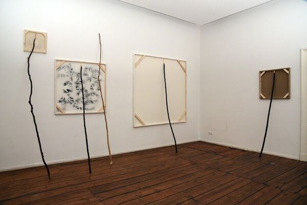 DO YOU REMEMBER YESTERDAY by Sebastian Romo, installation view
