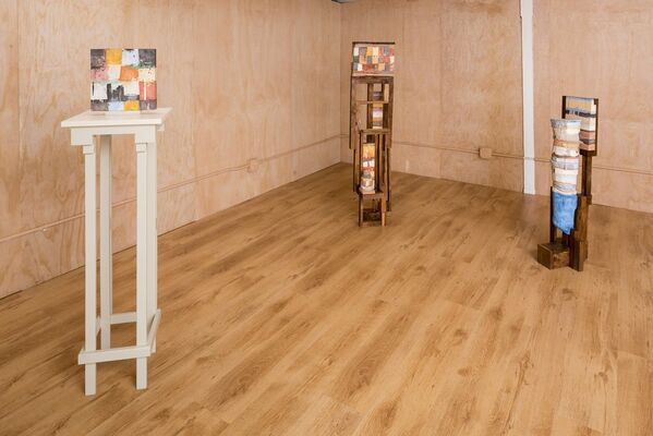 David McDonald   Thought and Gesture, installation view