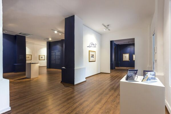 Salvador Dali & Pierre Argillet: Thirty years of Collaboration, installation view